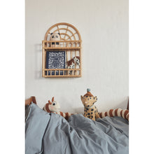 Load image into Gallery viewer, Oyoy, Rattan Rainbow Wall Shelf