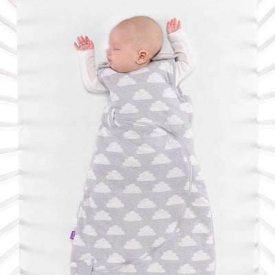 Snuz, SnüzPouch Sleeping Bag 2.5 Tog - All Year Cloud Nine
