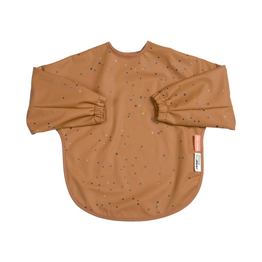 Done by Deer, Sleeved Weaning Bib 18months + - Bygge Bo