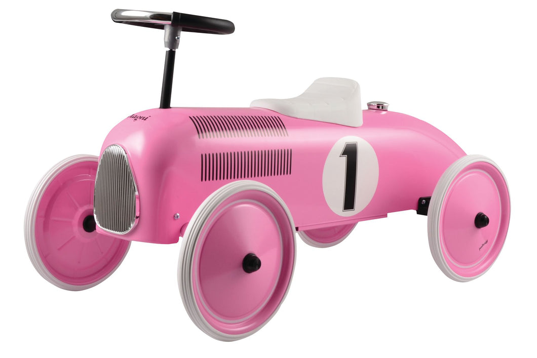 Magni, Classic Ride On, Pink