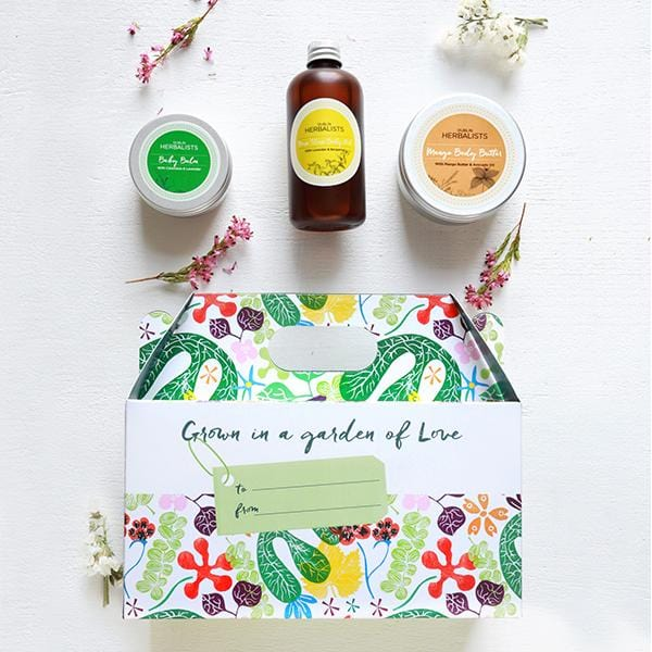 Dublin Herbalists, New Baby Gift Set