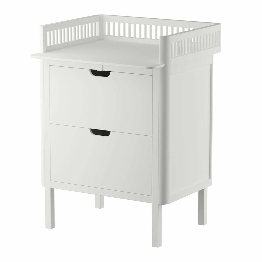 Sebra, Changing Unit with Drawers - Bygge Bo