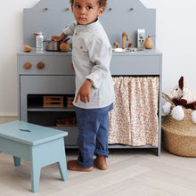 Load image into Gallery viewer, Cam Cam Copenhagen, Wooden Step Stool - Bygge Bo
