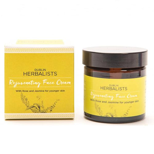 Dublin Herbalists, Rejuvenating Face Cream - Bygge Bo