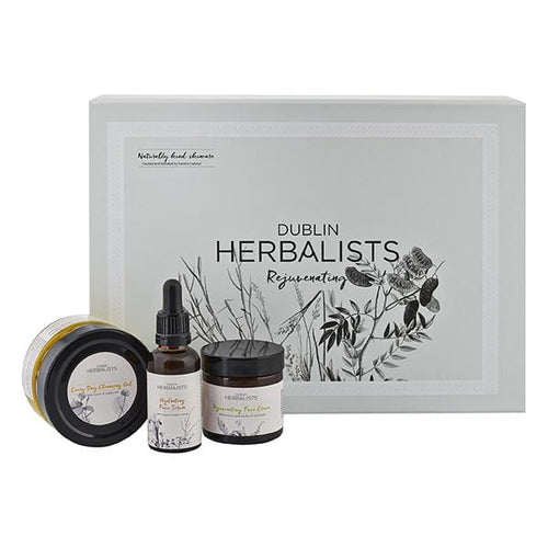 Dublin Herbalists, Rejuvenating Gift Set - Bygge Bo