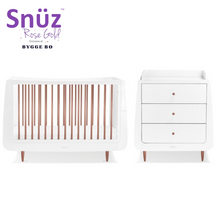 Load image into Gallery viewer, Snuz, SnuzKot Skandi Rose Gold 2 Piece Set