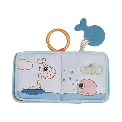 Done by Deer, Bath time book, Sea Friends - Bygge Bo