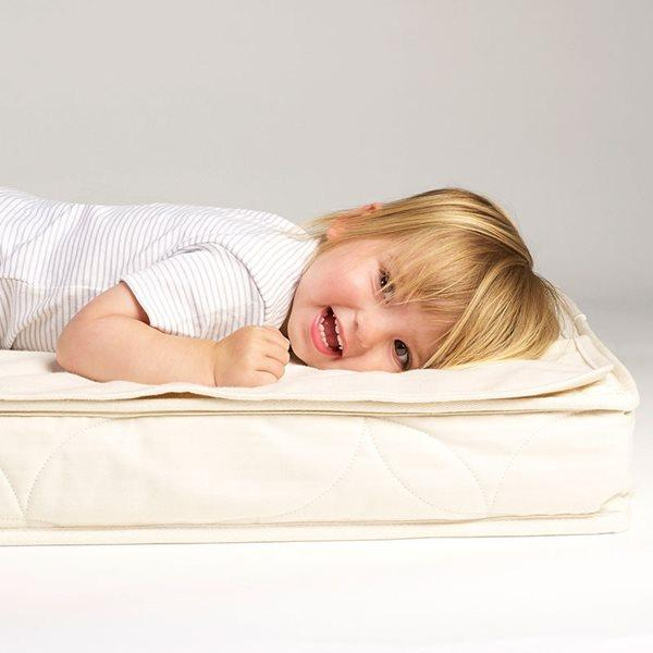 The Little Green Sheep, Organic Cot Bed Mattress Protector