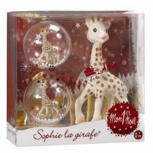 Load image into Gallery viewer, Sophie la Girafe, My First Christmas Gift Set - Bygge Bo