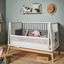 Load image into Gallery viewer, LEANDER, LUNA™ BABY COT, 120X60 CM - Bygge Bo