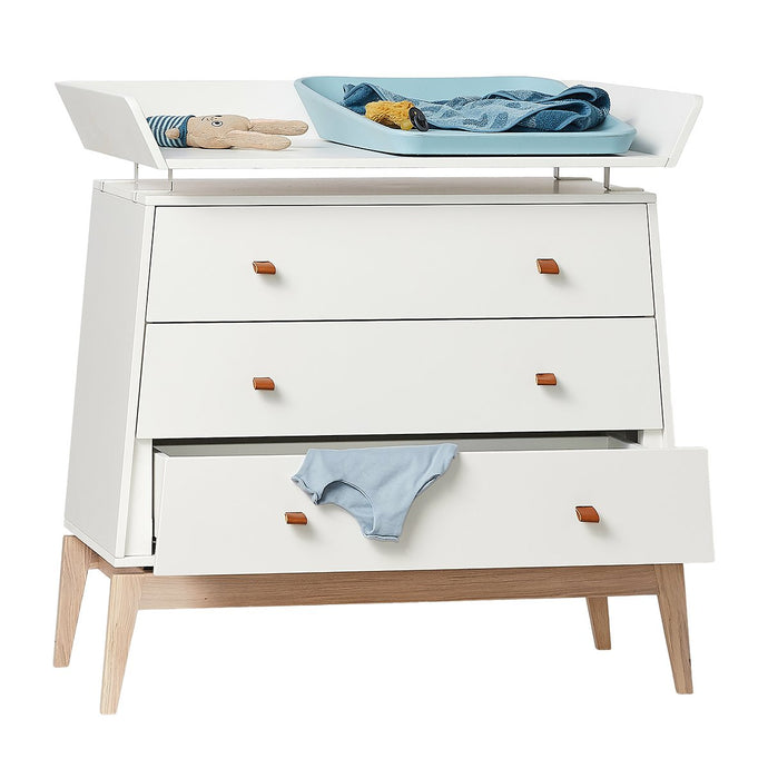 Leander, Luna Drawer Changing Extension - Bygge Bo