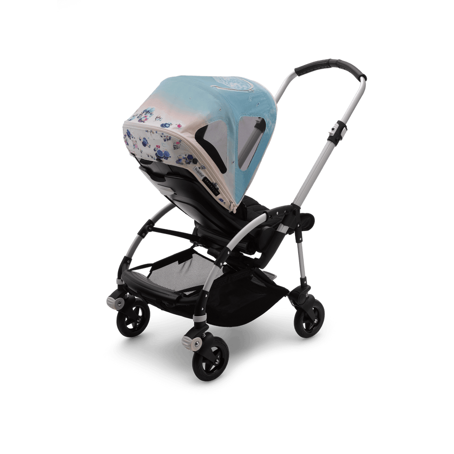 Bugaboo Bee 5 Breezy Sun Canopy - Limited Edition Gray Malin - Bygge Bo