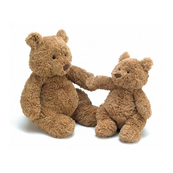 Jellycat, Bartholomew Bear Medium Size