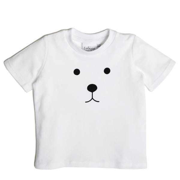 Tobias & The Bear, Bear Tee - Bygge Bo