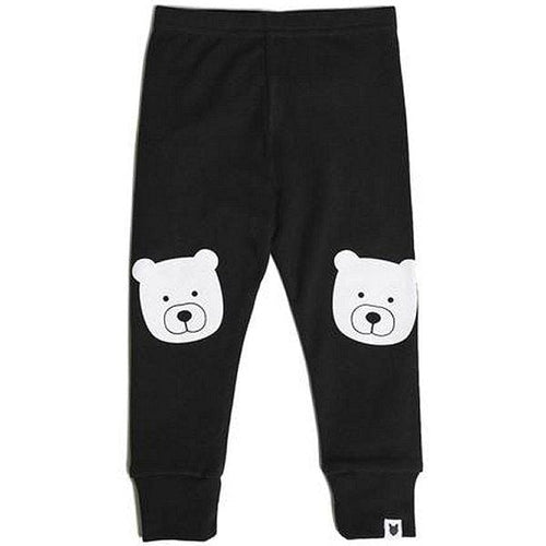 Tobias & The Bear, Bear Portrait Leggings - Bygge Bo