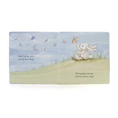 Jellycat, When I am Big Book - Bygge Bo