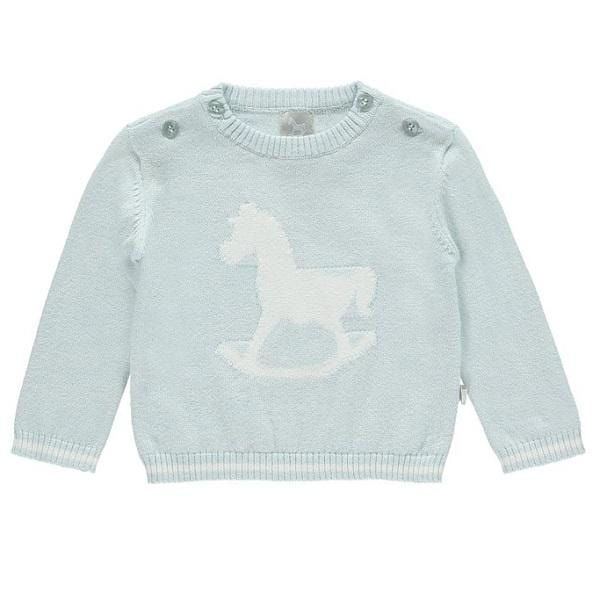 The Little Tailor, Rocking Horse Jumper
