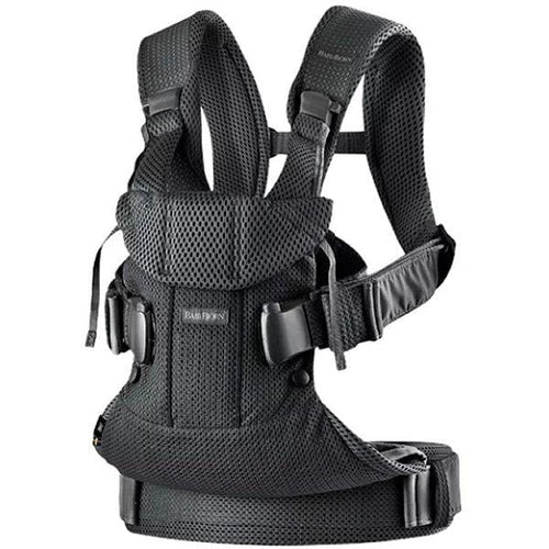 BabyBjorn, Baby Carrier One Air - Bygge Bo