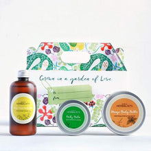 Load image into Gallery viewer, Dublin Herbalists, New Baby Gift Set - Bygge Bo