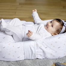 Load image into Gallery viewer, Cocoonababy Nest with Fitted Sheet - Happy Fox