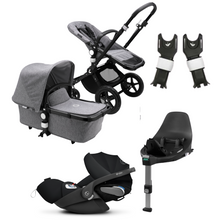 Load image into Gallery viewer, Bugaboo, Cameleon 3 Plus, Travel Bundle w/ Cybex Cloud Z - Bygge Bo