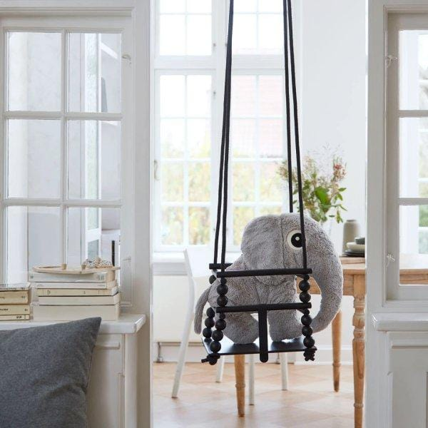 Done by Deer, Wooden Swing - Bygge Bo