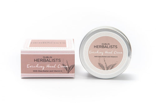 Dublin Herbalists, Enriching Hand Cream 100ml