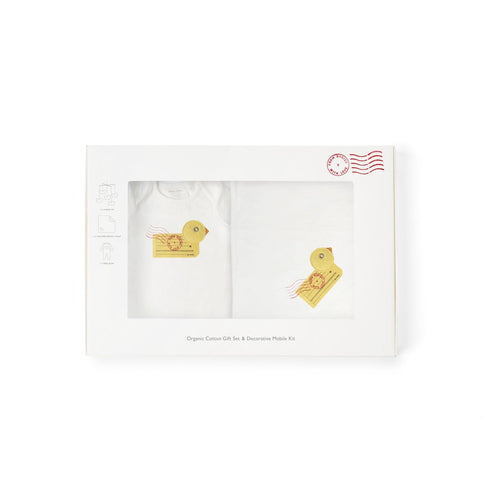 From Babies with Love, Duck Gift Set - Bygge Bo