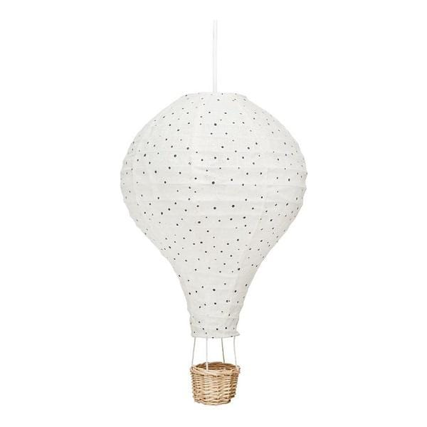 Cam Cam Copenhagen, Hot Air Balloon Lamp Grey Waves