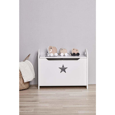 Kids Concept, Toy Storage Chest - Bygge Bo