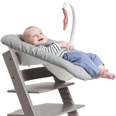 Tripp Trapp® Newborn Set with toy hanger