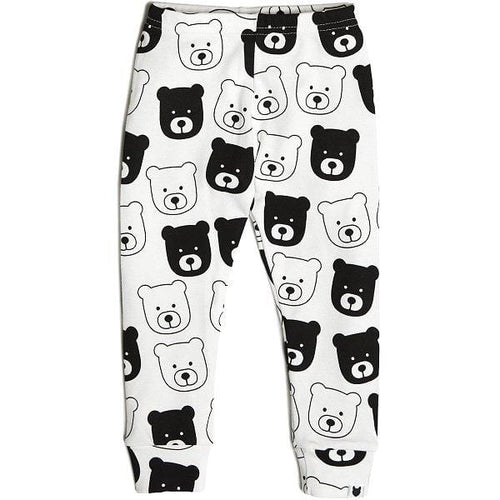 Tobias & the Bear, Bear Leggings - Bygge Bo