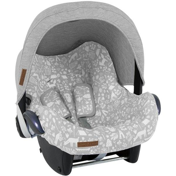 Little Dutch, Universal Car Seat Cover Adventure Grey