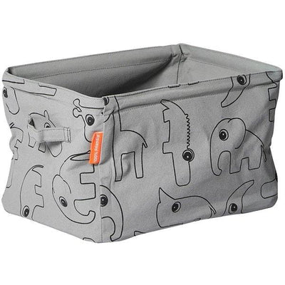Done by Deer, Double-sided Soft Storage Grey