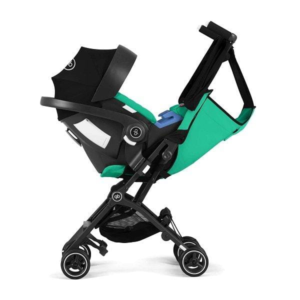 Pockit + Stroller Carseat Adapters