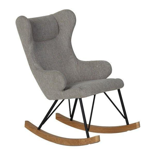 Quax, Rocking Nursing Chair De Luxe Adult Size - Bygge Bo