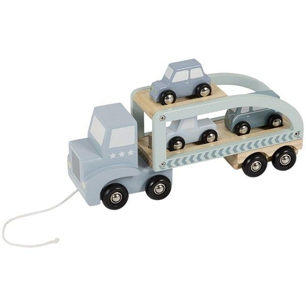 Little Dutch, Wooden Truck Set