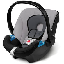Load image into Gallery viewer, • Cybex Aton, Isofix Infant Car Seat - Bygge Bo