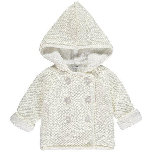 The Little Tailor, Plush Lined Pram Coat - Bygge Bo