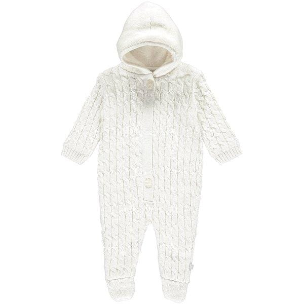 The Little Tailor, Cosy Cotton Pram Suit - Bygge Bo
