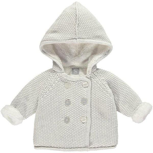 Plush lined Pram Coat