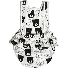 Load image into Gallery viewer, Tobias & the Bear, Bear Ruffle Playsuit - Bygge Bo