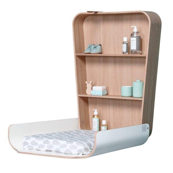 Charlie Crane, Noga Changing Table - Bygge Bo