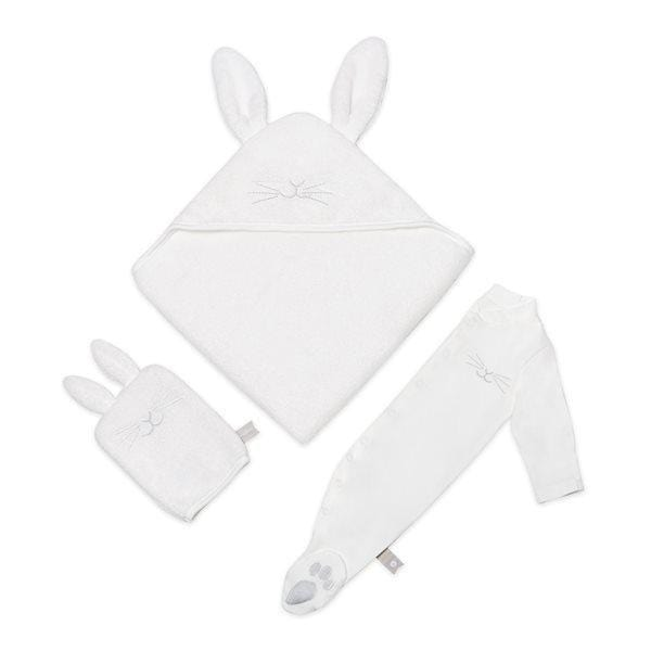 The Little Green Sheep, Organic Baby Bath & Bed Set - Bygge Bo