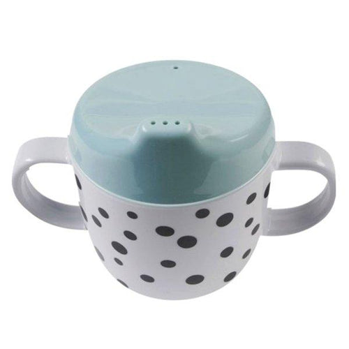 Done by Deer, Happy Dots Spout Cup - Bygge Bo