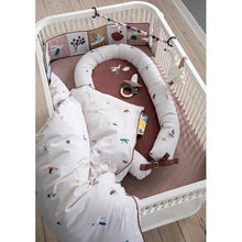 Load image into Gallery viewer, Sebra, Extendable Cot Bed Baby & Junior - Bygge Bo