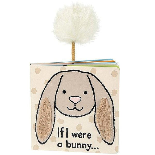 Jellycat, If I were a Bunny Book - Bygge Bo