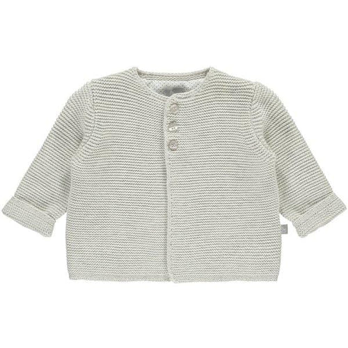 The Little Tailor, Cotton Cardigan - Bygge Bo