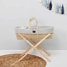Load image into Gallery viewer, The Little Green Sheep, Moses Basket Stand - Bygge Bo