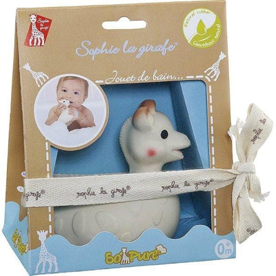Sophie La Girafe So Pure Bath Toy - Bygge Bo